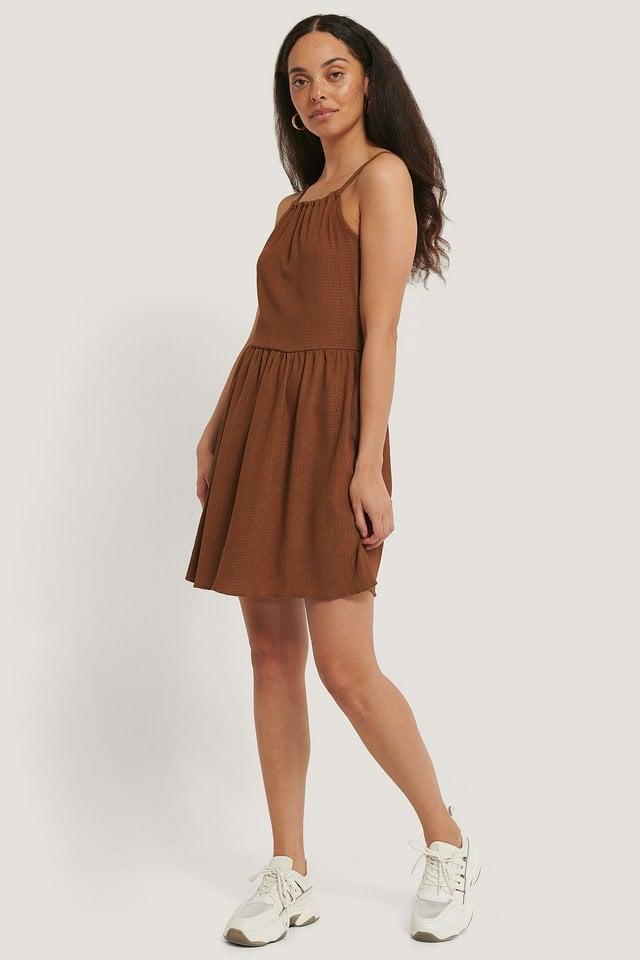 Carmen Mini Dress Outfit.