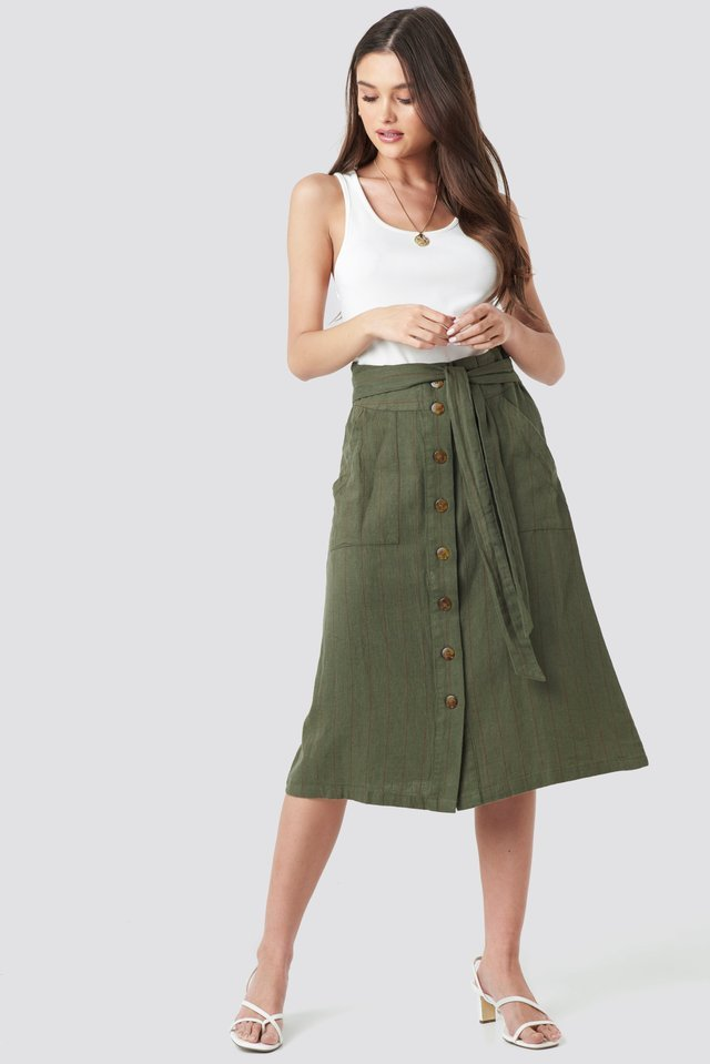 Comptesa Skirt Outfit.