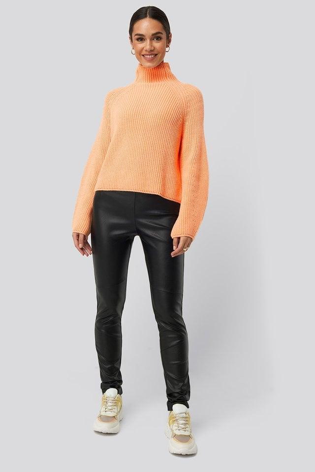 Belma Leggings Outfit.