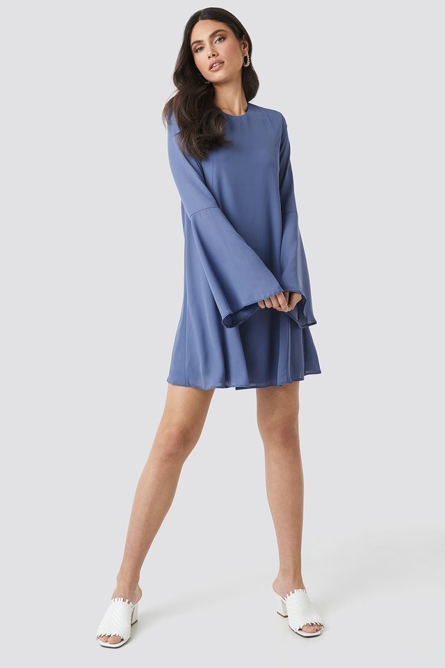 Handles Flywheel Mini Dress Outfit.