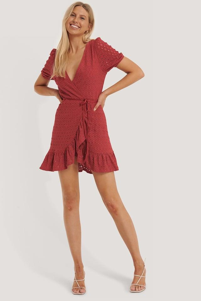 Pilar Dress Outfit.