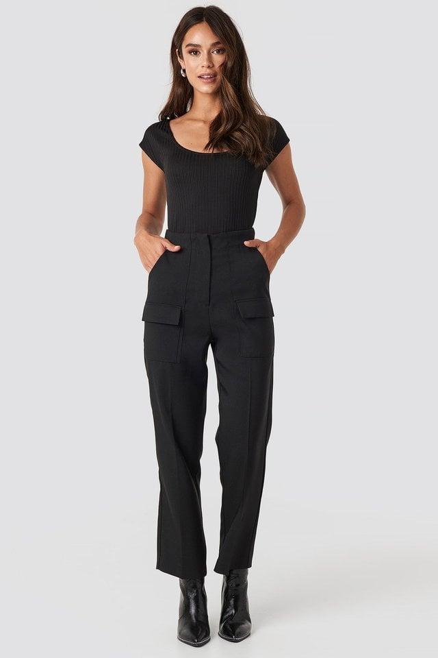 Nikki Tank Top Outfit.