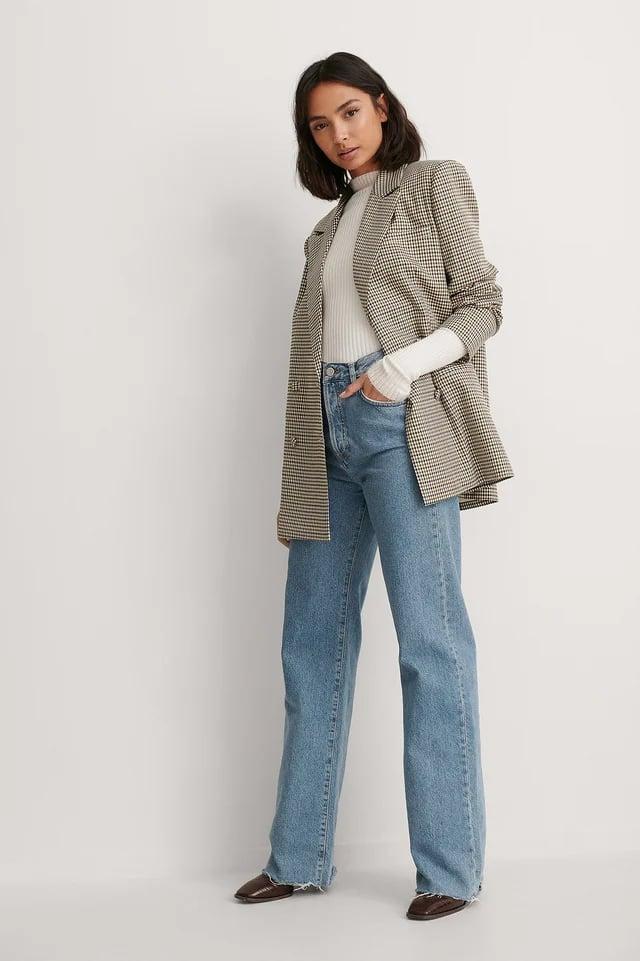 Carmen Knit Top Outfit.