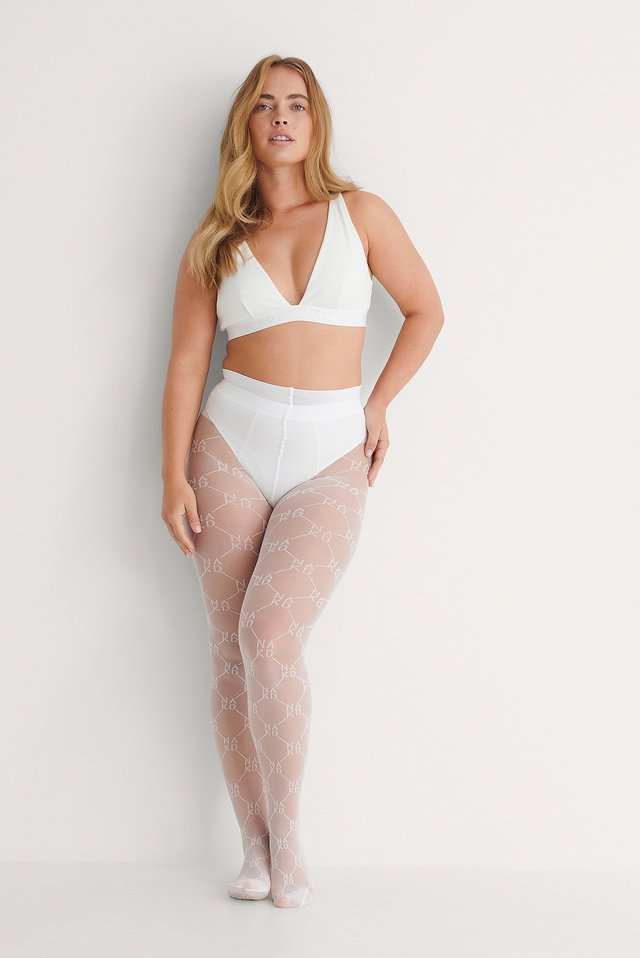 Hunkemöller Tights Outfit.