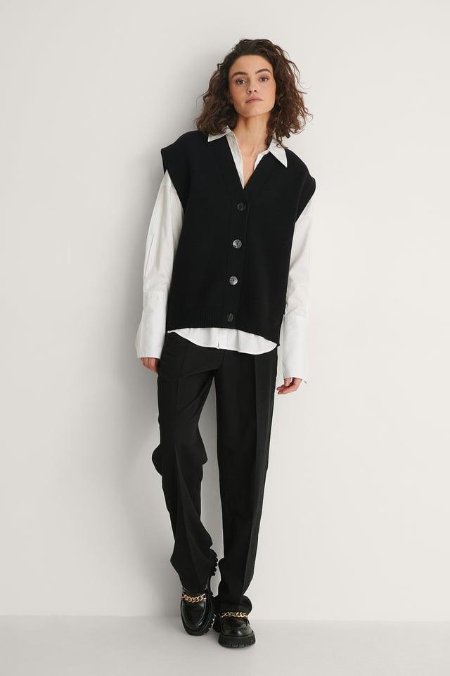 Nati Waist Coat Outfit