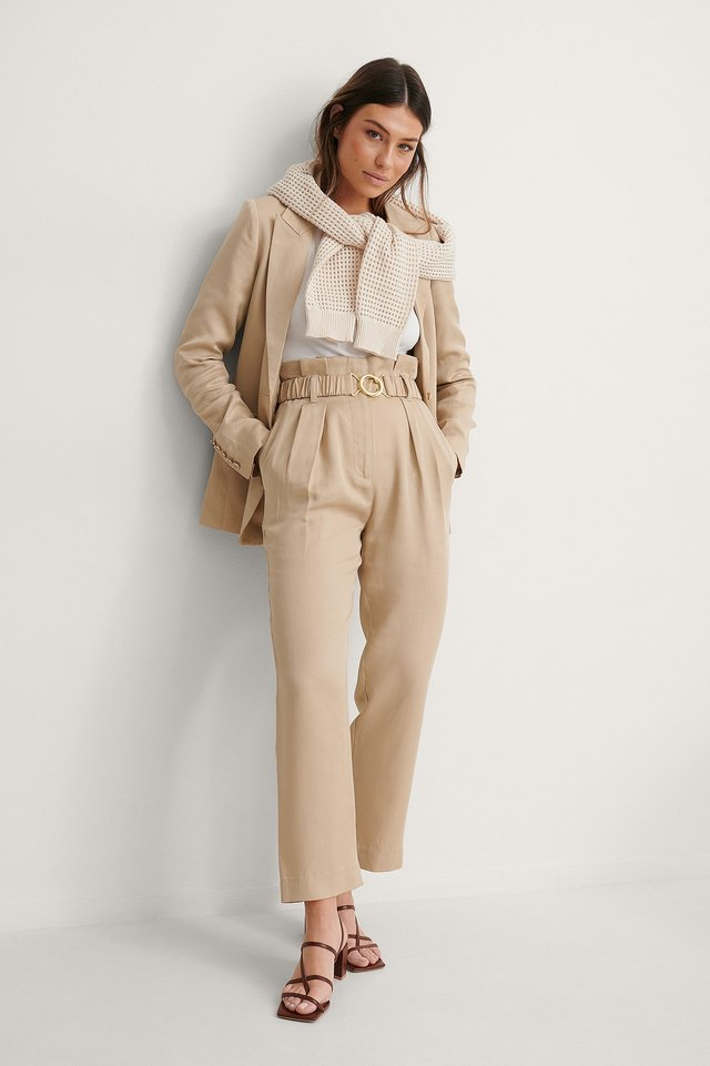 Lyocell Pants Outfit
