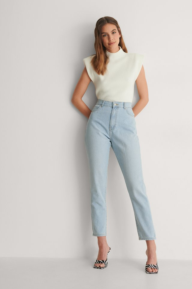 Dr. Denim Nora Jeans Outfit