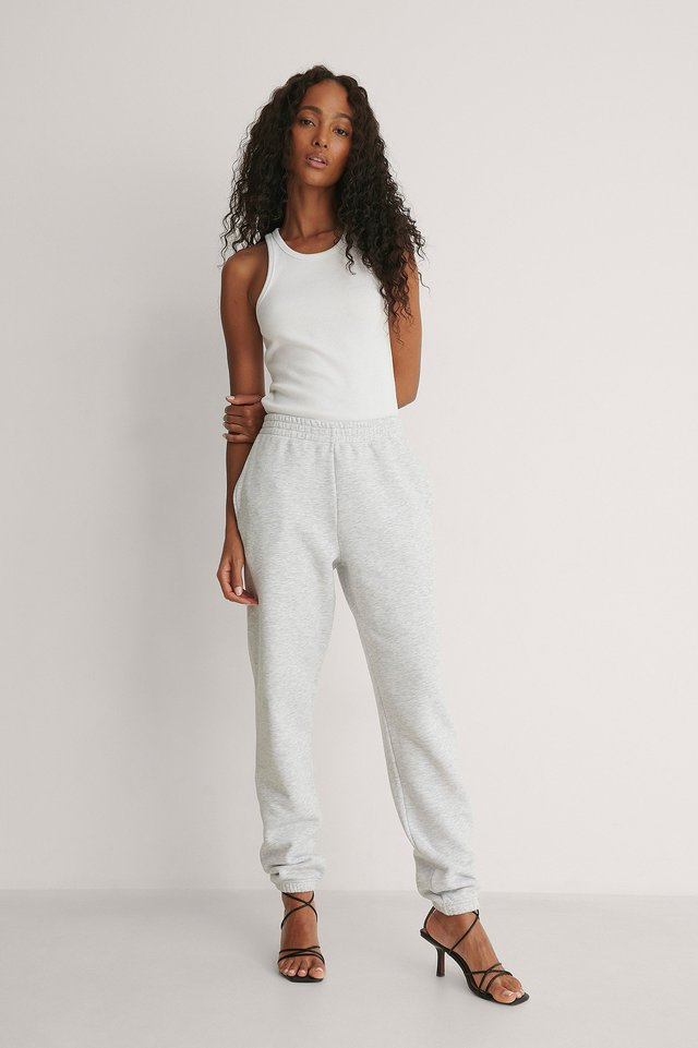 Basic Sweatpants Outfit