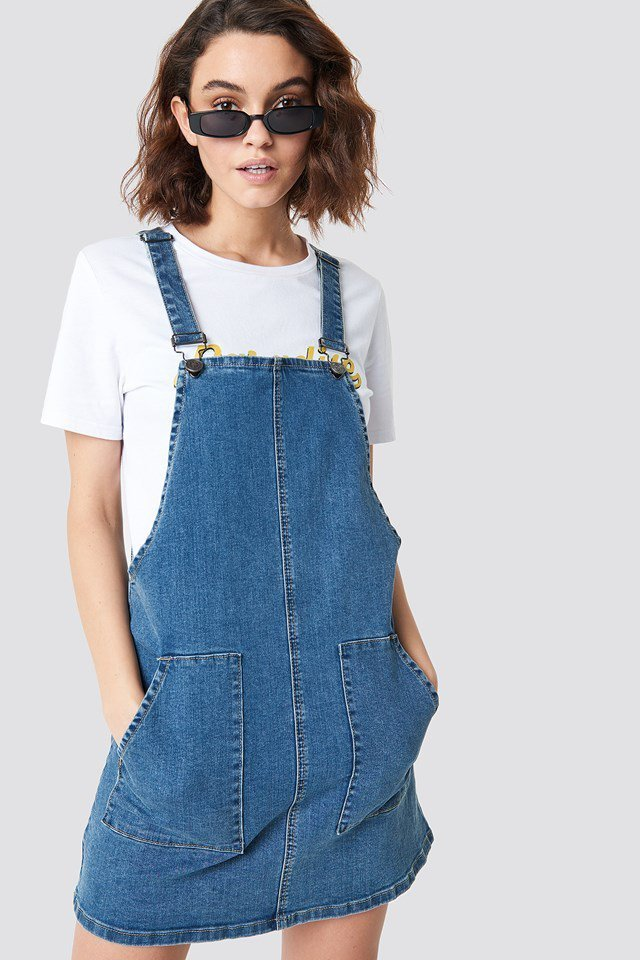 Overall Dress Outfit.