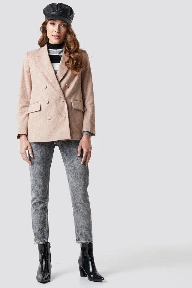 Urban Blazer Outfit