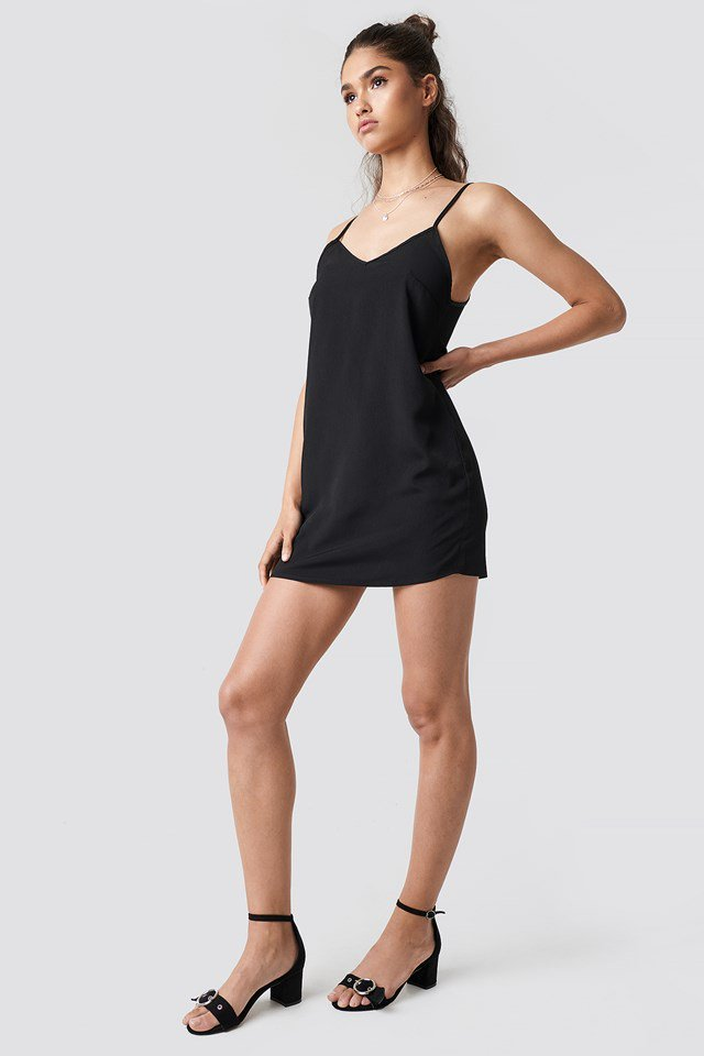Woven Basic Dress