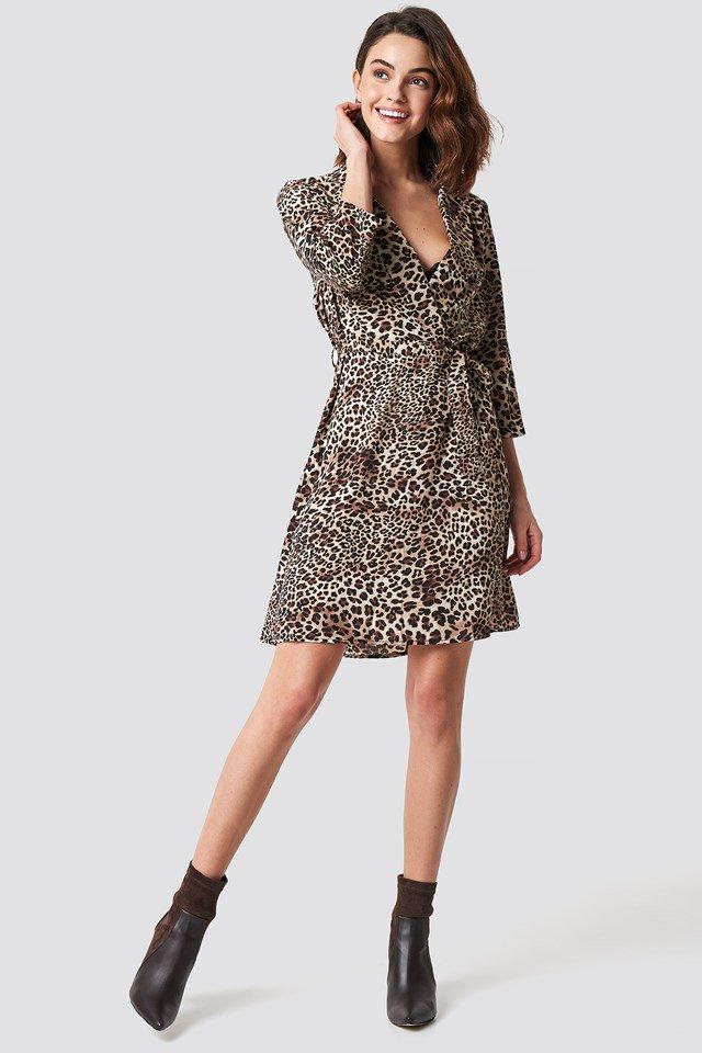 Naxi Midi Dress