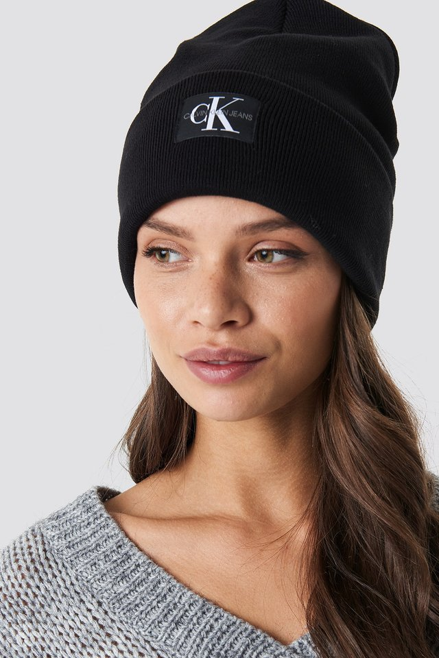 Monogram Beanie Outfit