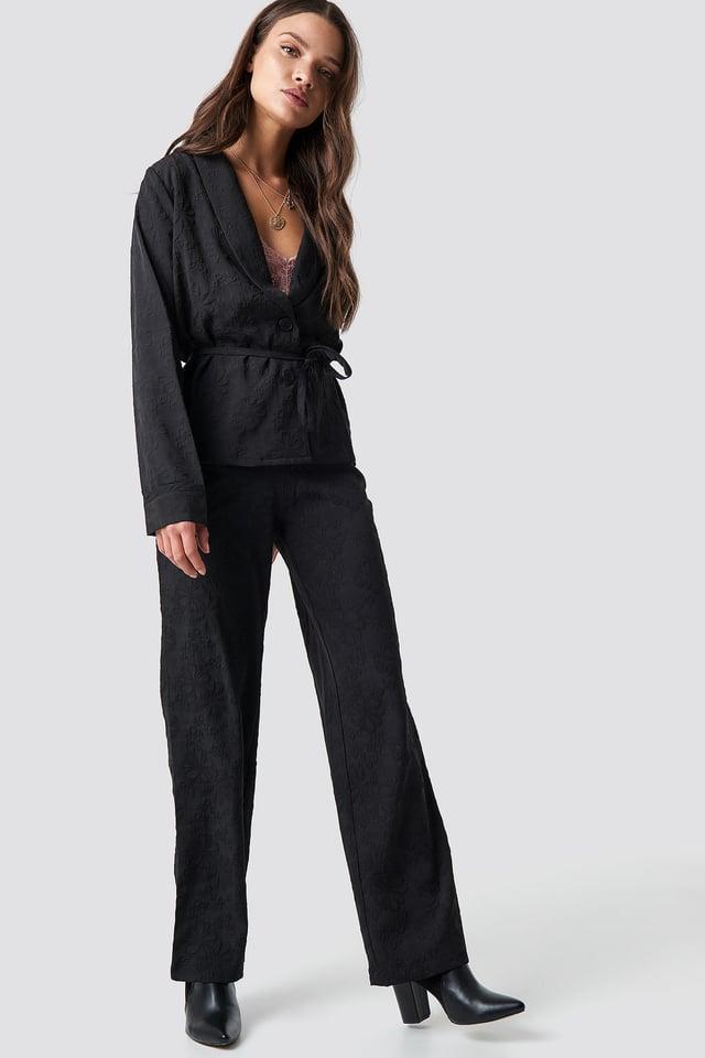 Blazer Black Outfit