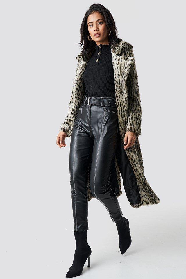 Mandela coat outfit