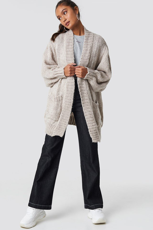 Cozy Cardigan Outfit