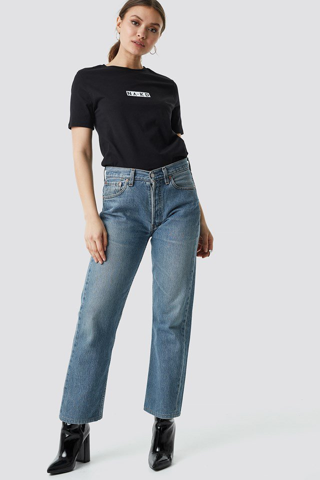 Basic Blac Tee Outfit