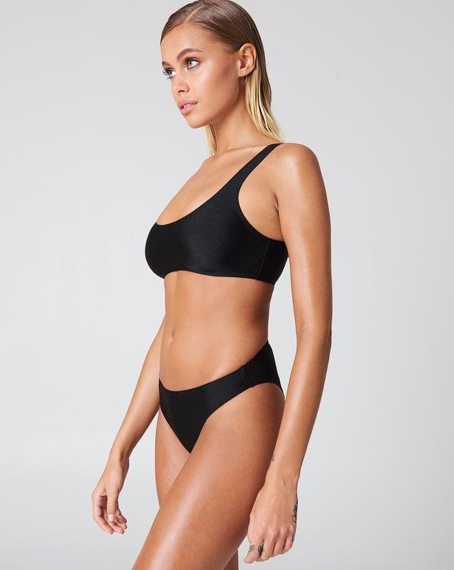 Black Bikiniöverdel