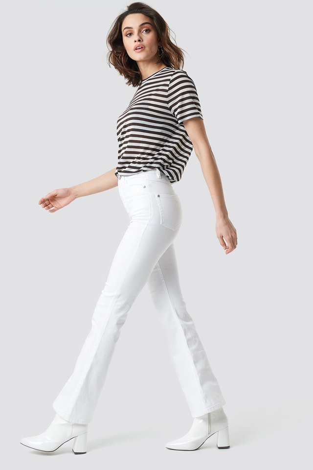 Bootcut Jeans Outfit