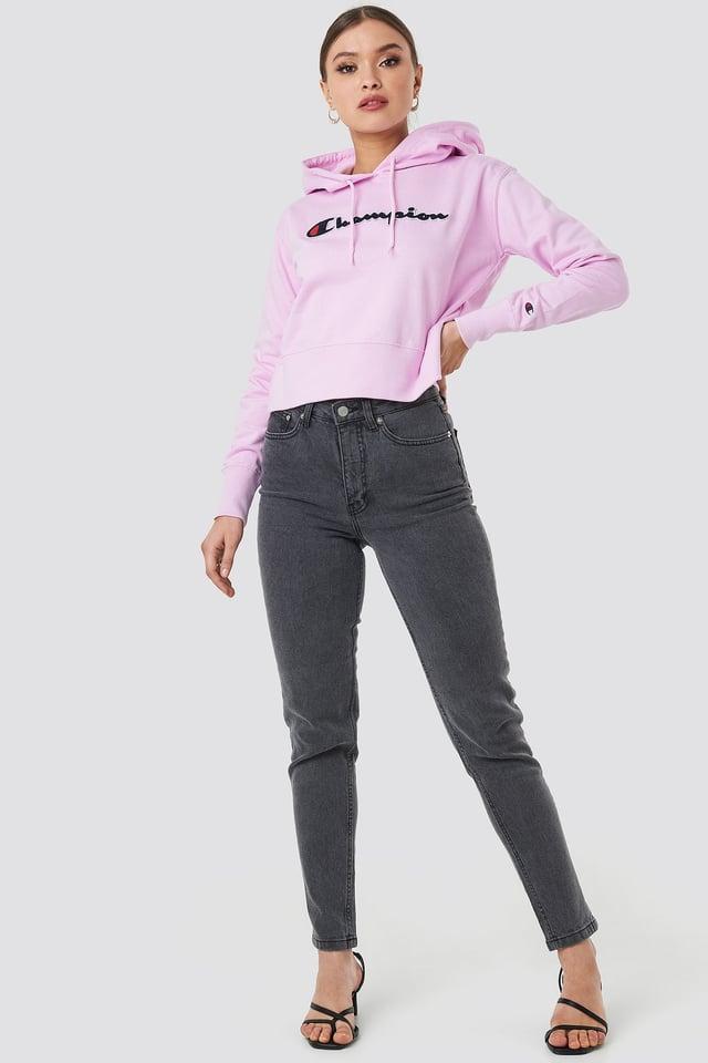 Hooded Sweatshirt Outfit