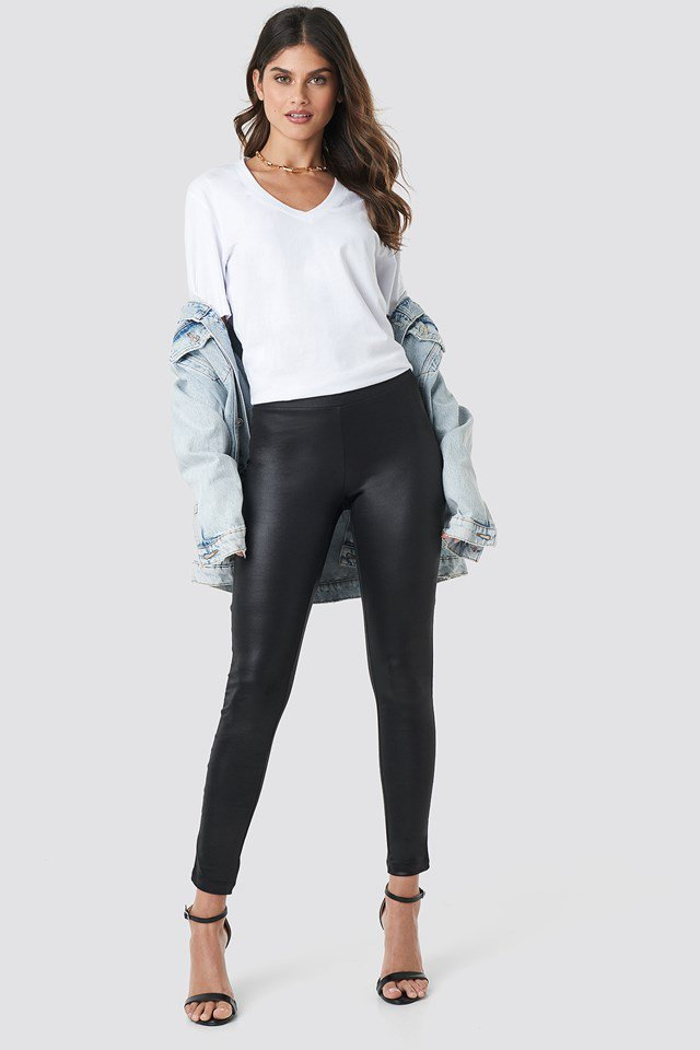 Gam Leggings Black Outfit