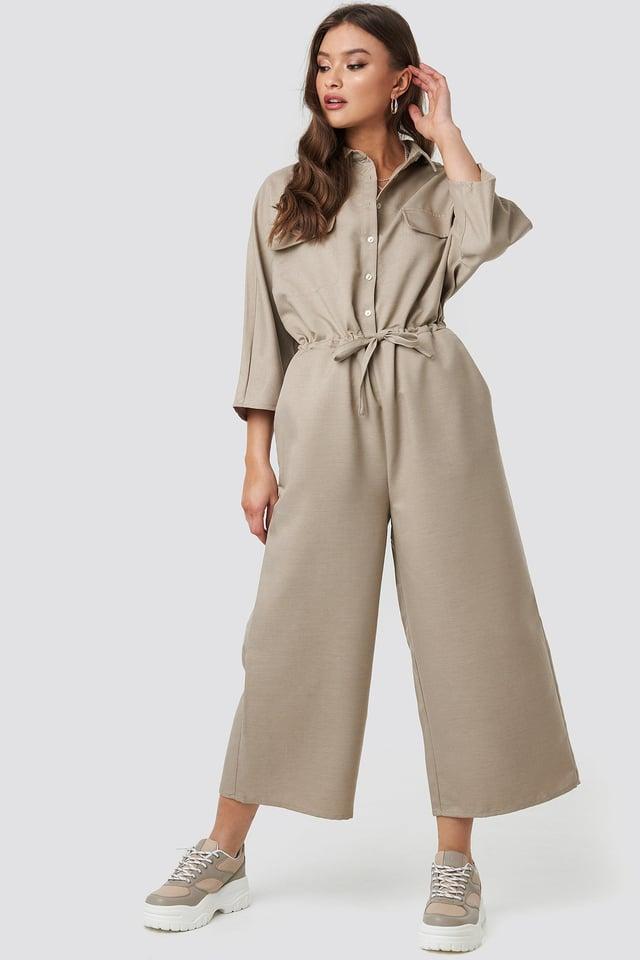 Claudia Jumpsuit Outfit