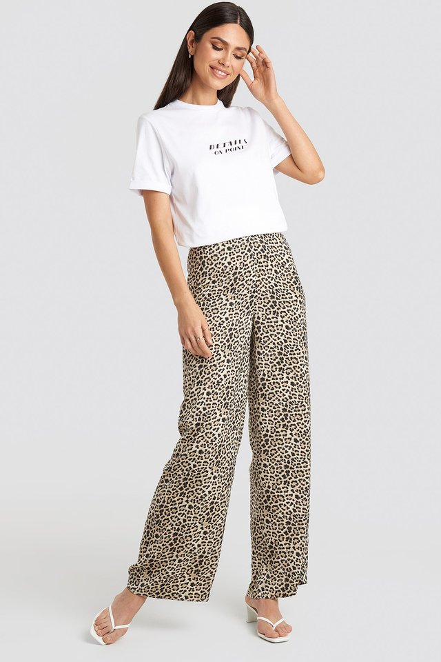 Leo Pants Multicolor Outfit