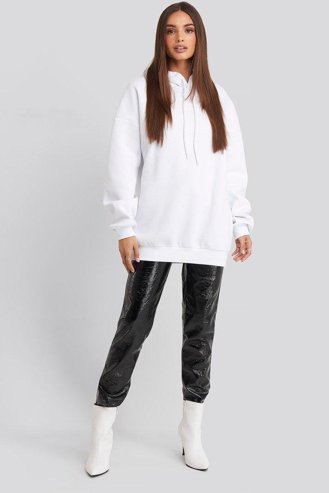 Hoss Oversize Hoodie Outfit