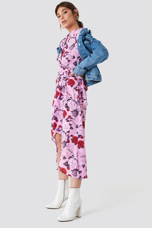 Floral Vacation Outfit