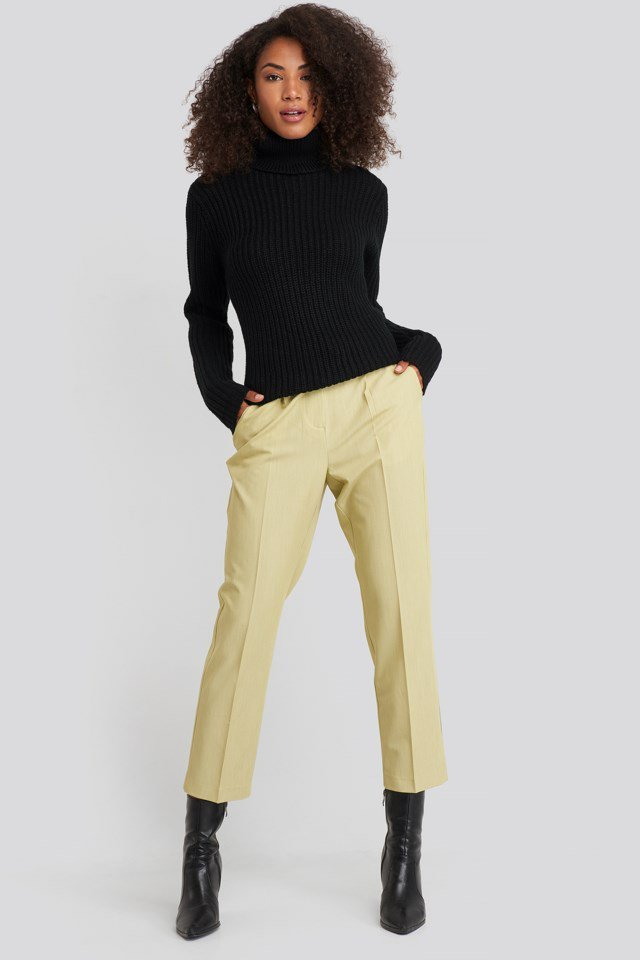 Tinelle Rollneck Knit Outfit