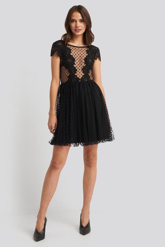 Taranne Dress Black Outfit