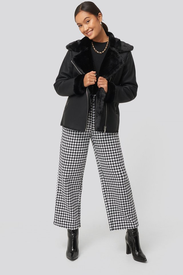 Dalsi Jacket Black Outfit