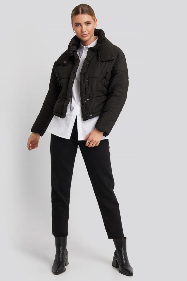 Carro Puff Jacket Outfit