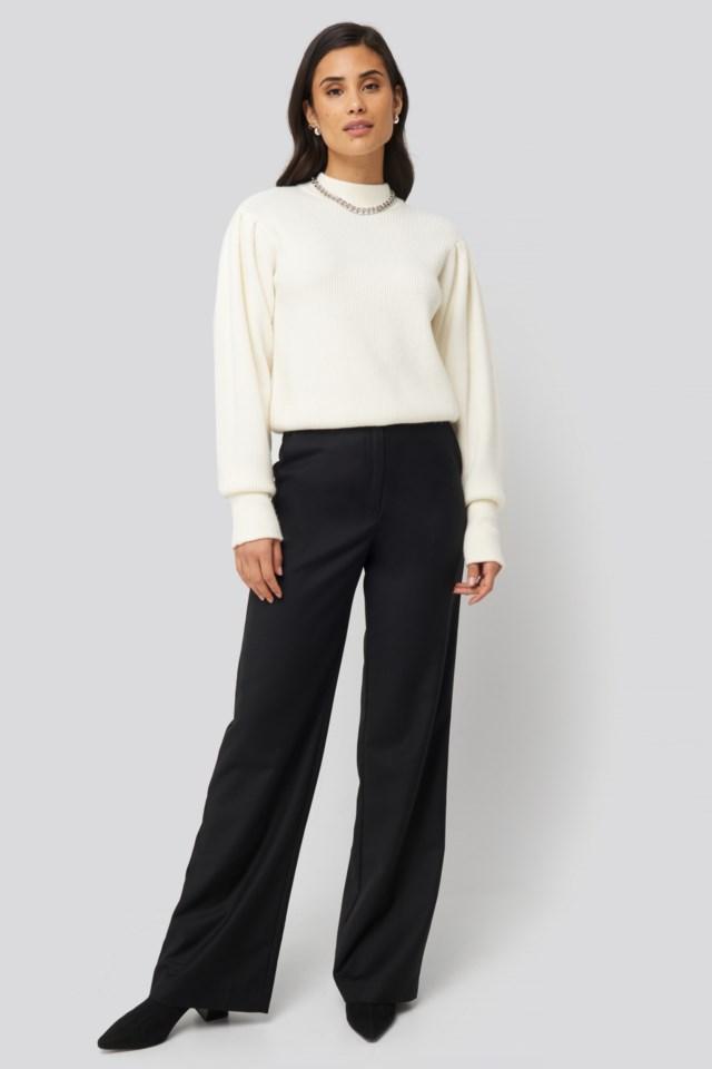 Prague Pants Black Outfit