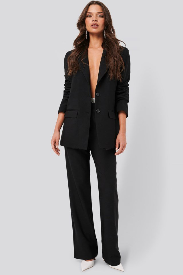 Classic Blazer Outfit