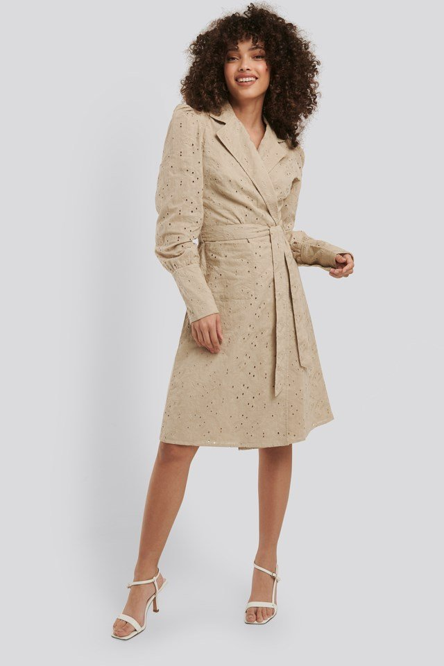 Anglaise Blazer Dress