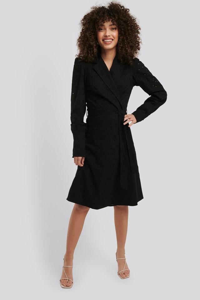 Anglaise Blazer Dress
