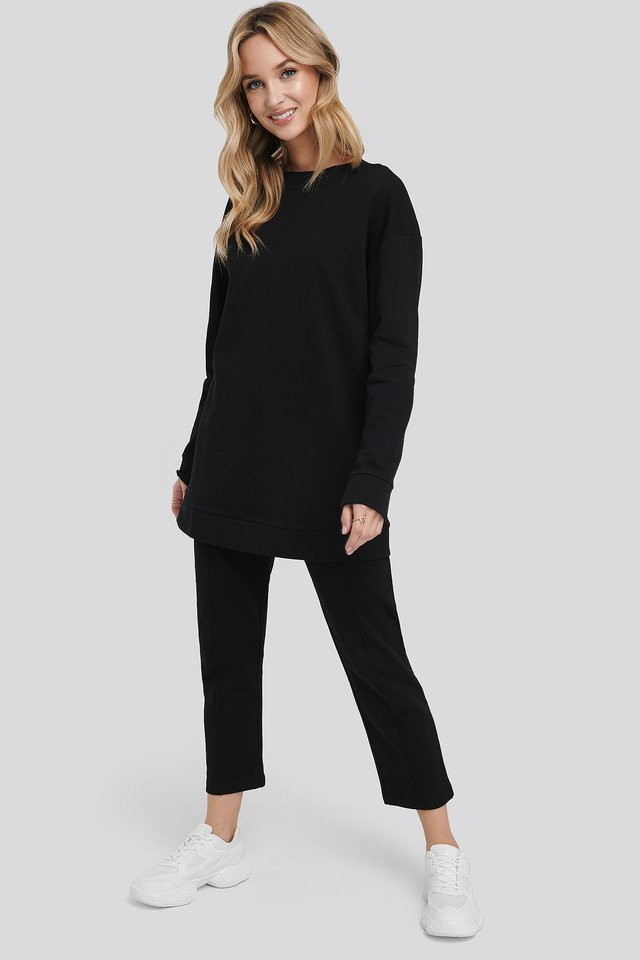 Basic Long Sweater