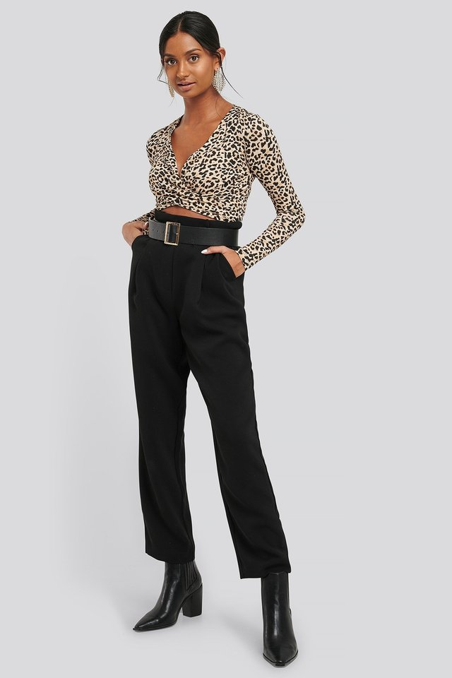 Perri LS Blouse Outfit