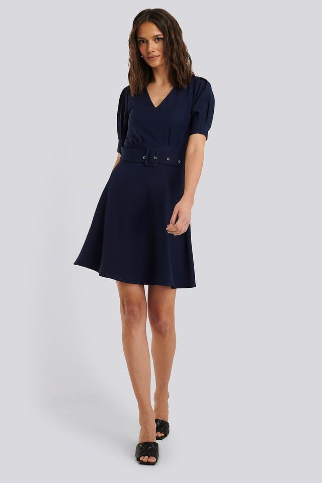 Arched Mini Dress