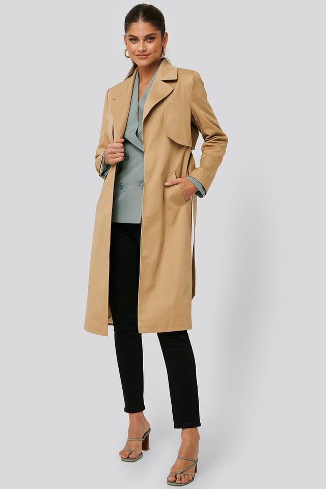 Detailed Coat
