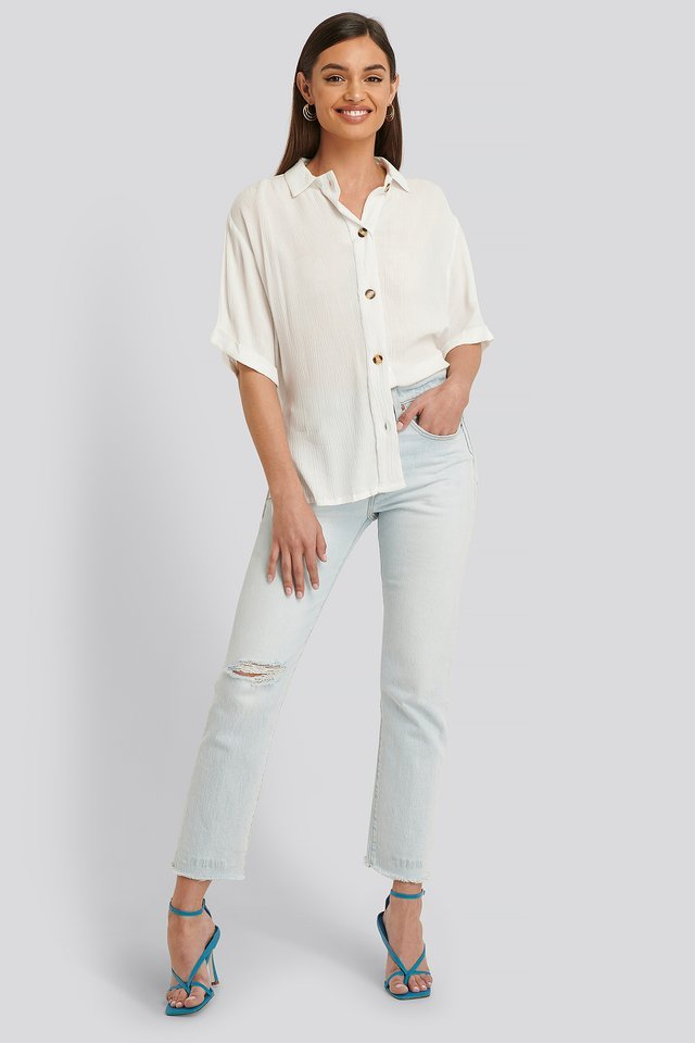 Harriet Shirt Short-Sleeve