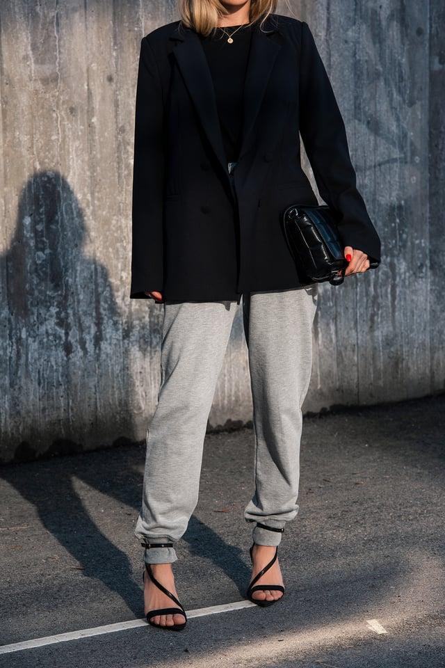 Big Pocket Blazer outfit, fw