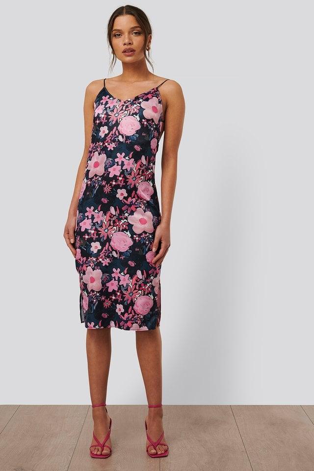 Thin Strap Dress