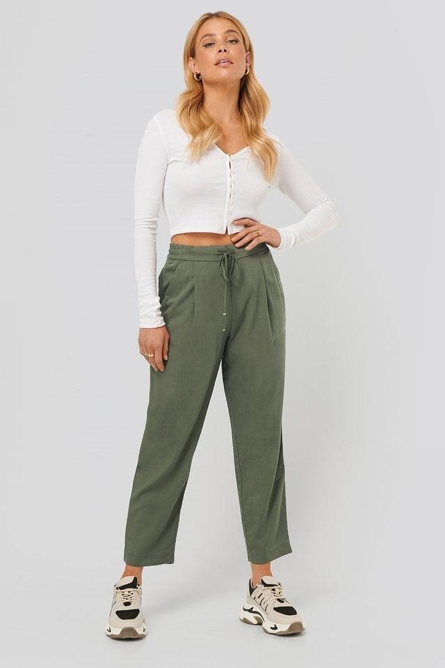 Fluido Trousers