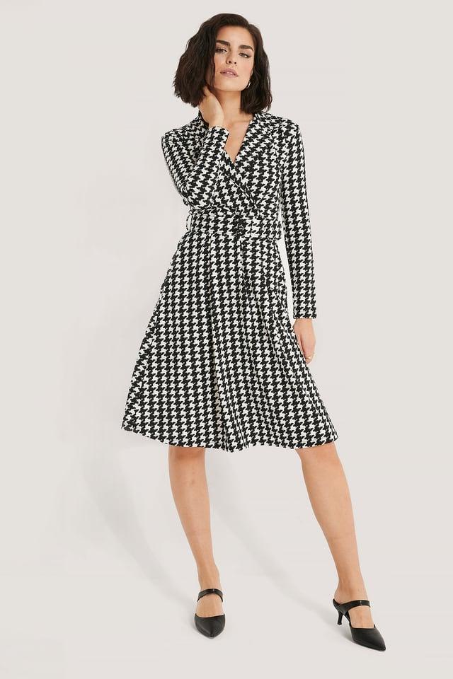 Waistband Midi Dress Outfit