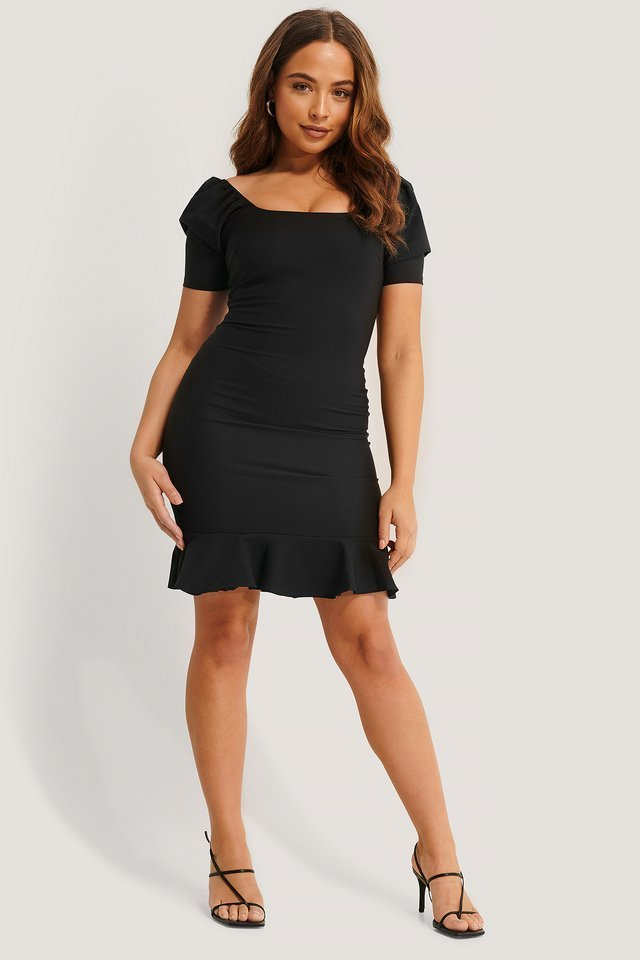 Flywheel Mini Dress
