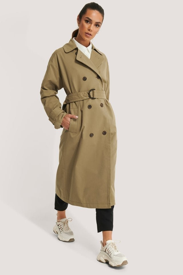 Magnum Trench Coat
