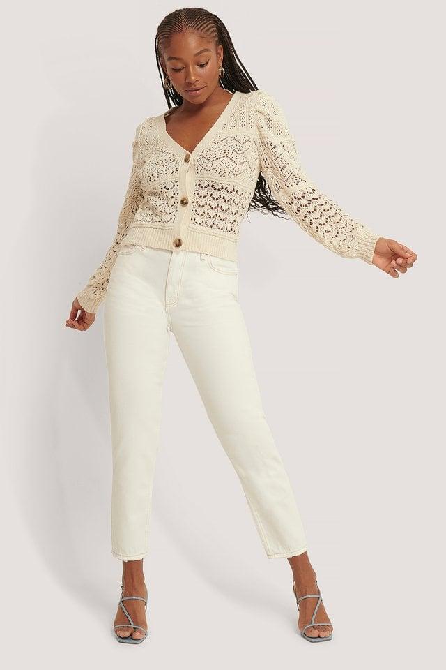 Shambala Cardigan Outfit