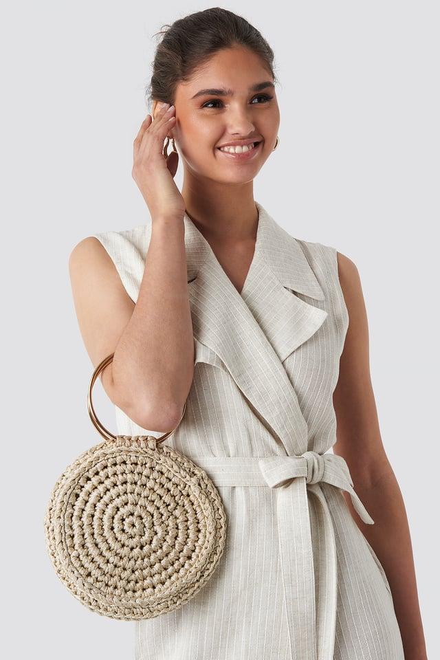 Chain Braided Bag Trendyol